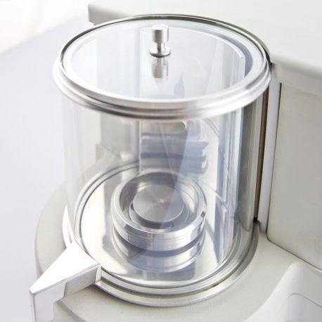 weighing chamber