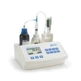 Hanna Instruments HI-84531-02 Total Alkalinity mini titrator
